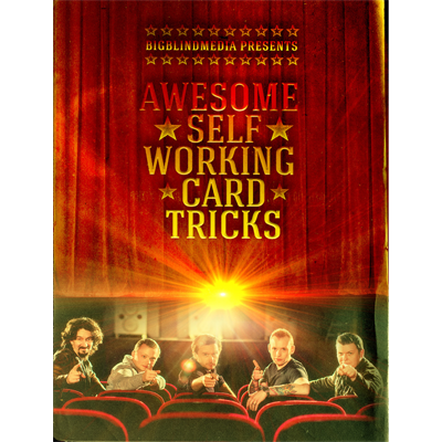 Awesome Self Working carddownloads by Big Blind Media - video DOWNLOAD