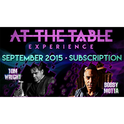 At The Table September 2015 Subscription Video DOWNLOAD