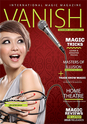VANISH Magazine December 2015/January 2016 - Ning Cai eBook DOWNLOAD