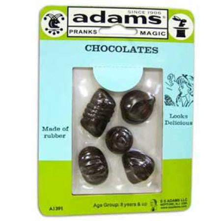 Chocolates (Rubber)