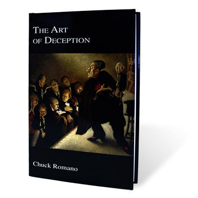 Art of Deception by Chuck Romano - Book