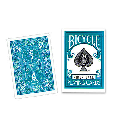 Bicycle Rider Back (Turquoise)