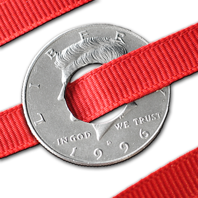 Coin Off Ribbon by Johnson