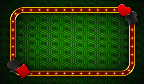 10X16 Deluxe Close Up Pad Casino Green