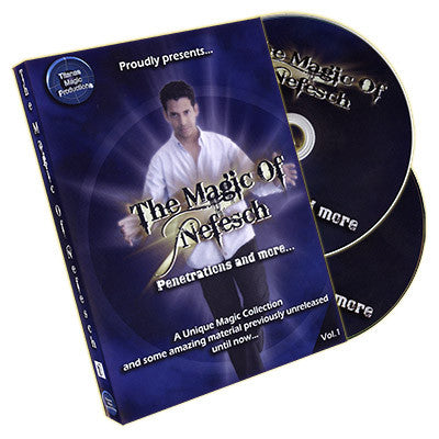 The Magic of Nefesch (2 DVD Set) Vol. 1
