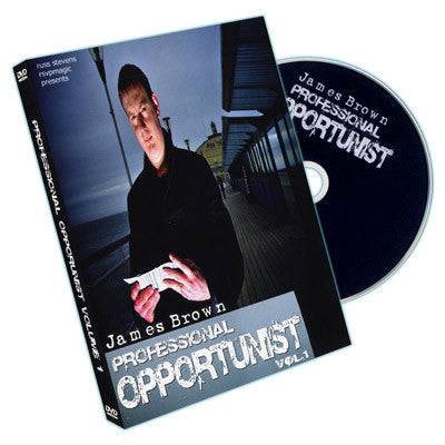 Professional Opportunist (Vol. 1)