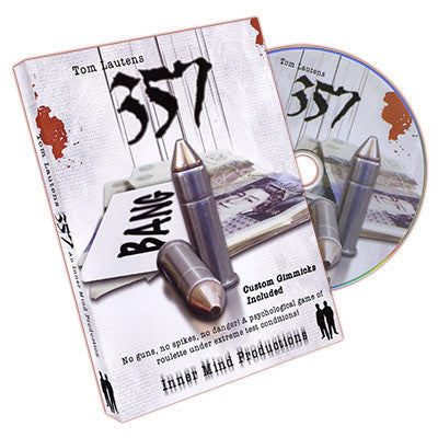 357 (DVD and Props)