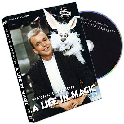 A Life In Magic - From Then Until Now (Vol. 3)