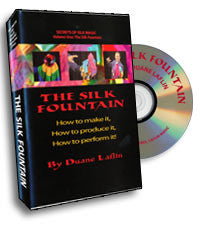 Silk Fountain Laflin Silk Series Vol 1 DVD