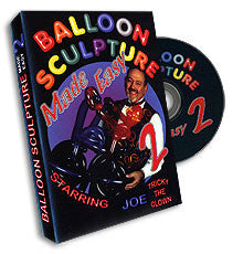 Balloon Sculpture Made Easy (Vol 2)