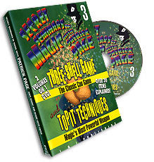 3-Shell Game/Topit Vol 3 by Patrick Page