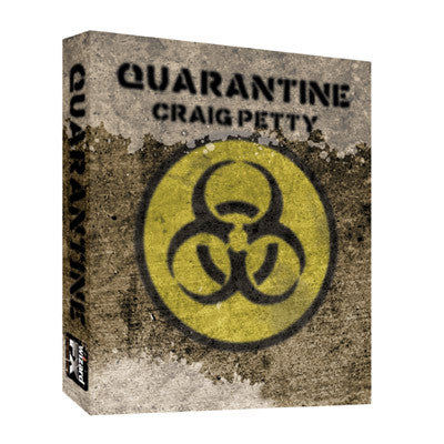 Quarantine RED (Gimmick and DVD)