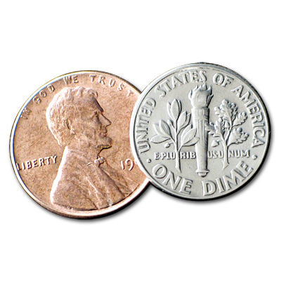 Dime and Penny by Johnson