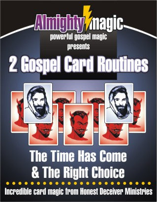 Gospel Card Routines