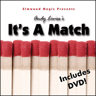 It's A Match - Version 2.0 (w/DVD)