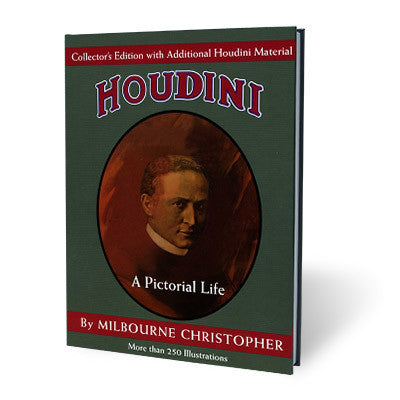 Houdini Book:  Collector's Edition