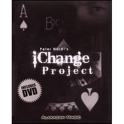 iChange Project (with Gimmicks, DVD)