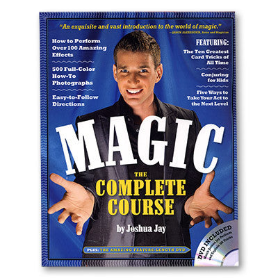 Magic The Complete Course (With DVD)