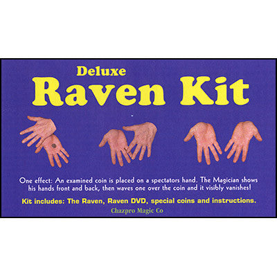 Raven Kit (original/standard) w/DVD by Chazpro - Trick