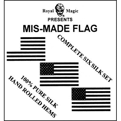 Mis-Made Flag (6 silk set)