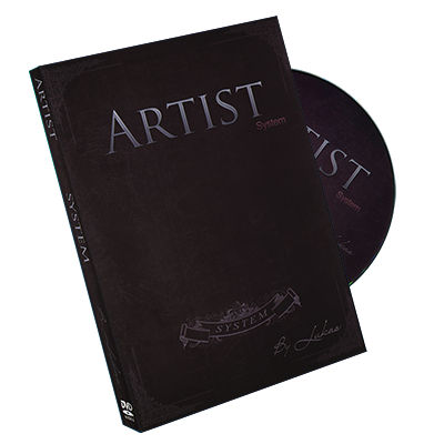Artist System Vol. 1 (DVD and Booklet) by Lukas - DVD