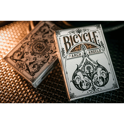 Bicycle Arch Angel Cards