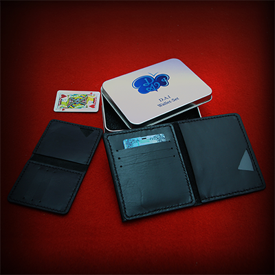 D.A.I. Wallet Set- by WorkShop Of Mystery - Trick
