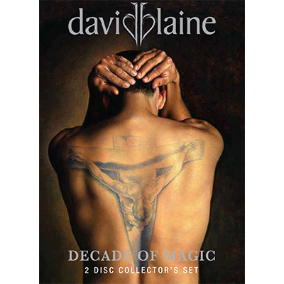 David Blaine - Decade of Magic