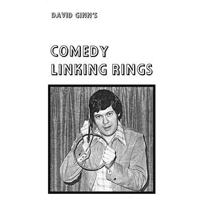 Comedy Linking Rings by David Ginn - eBook DOWNLOAD