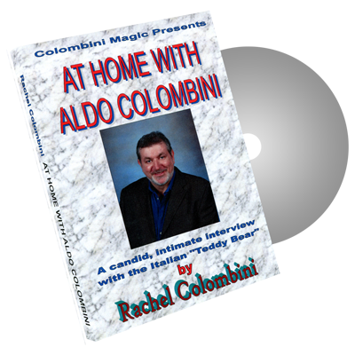 At Home With Aldo Colombini by Wild-Colombini Magic - DVD