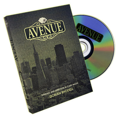 Avenue by Dorian Rhodell and Dan & Dave Buck - DVD