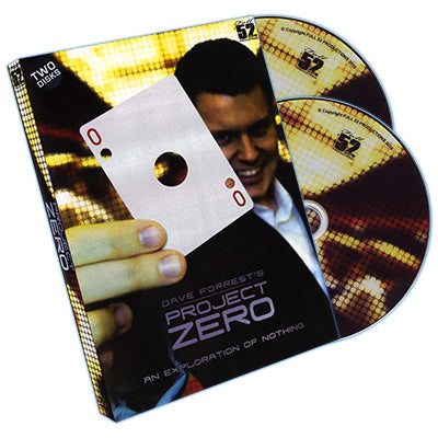 Project Zero by Dave Forrest - DVD