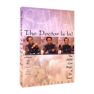 The Doctor Is In - The New Coin Downloads Magic of Dr. Sawa Vol 2 video DOWNLOAD