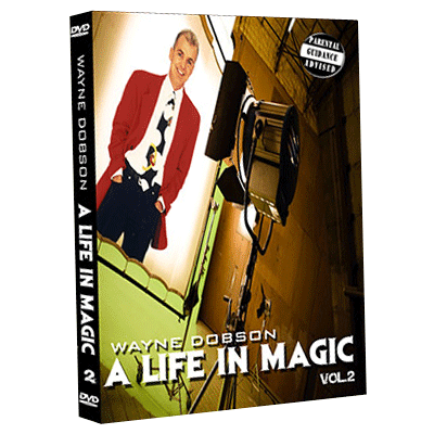 A Life In Magic - From Then Until Now Vol.2 by Wayne Dobson and RSVP Magic - video - DOWNLOAD
