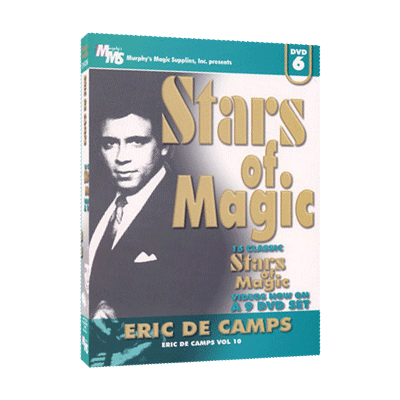 Stars Of Magic 6 (Eric DeCamps) DOWNLOAD