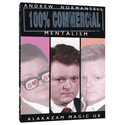 100 percent Commercial Volume 2 - Mentalism Download by Andrew Normansell video DOWNLOAD