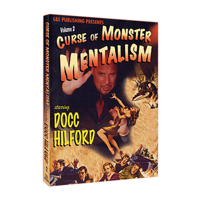Curse Of Monster Mentalism Download - Volume 2 by Docc Hilford video DOWNLOAD