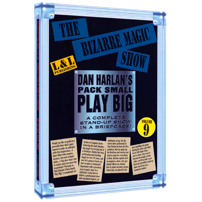 Harlan The Bizarre Magic Show video DOWNLOAD