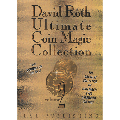 David Roth Ultimate Coin Downloads Magic Collection Vol 2 video DOWNLOAD