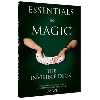 Essentials in Magic Invisible Deck - English video DOWNLOAD