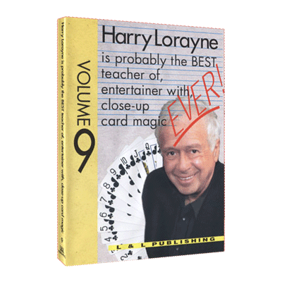 Lorayne Ever Volume 9 by Harry Lorayne video DOWNLOAD