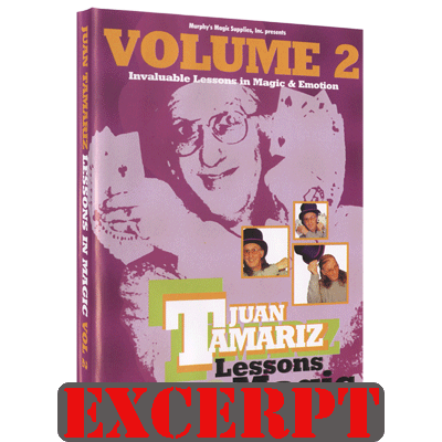 El Cochecito video DOWNLOAD (Excerpt of Lessons in Magic Volume 2 by Juan Tamariz)