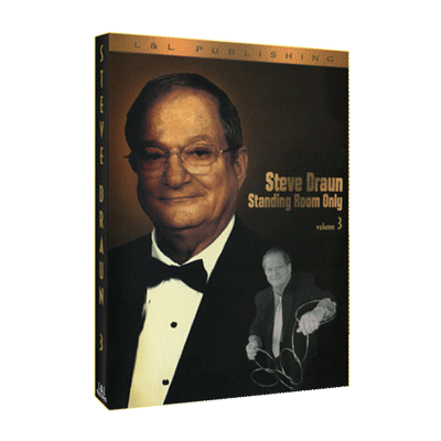 Standing Room Only  Volume 3 by Steve Draun video DOWNLOAD