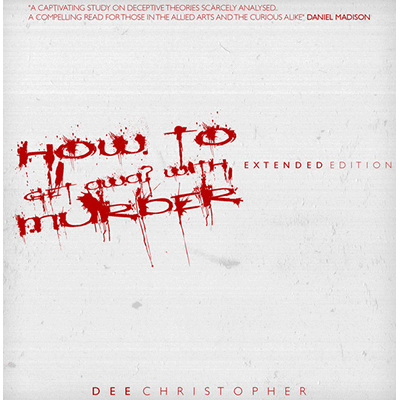 How to Get Away With Murder (HTGAWM) by Dee Christopher -eBook