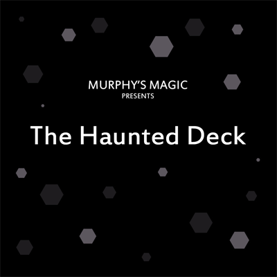 Haunted Deck (Blue - Bicycle)