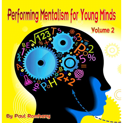 Mentalism Download for Young Minds Vol. 2 by Paul Romhany - eBook DOWNLOAD