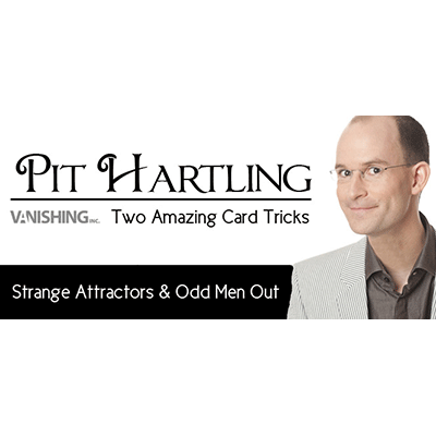 Two Amazing carddownloads by Pit Hartling and Vanishing Inc. video DOWNLOAD