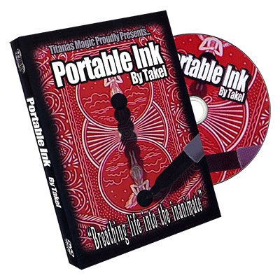 Portable Ink (DVD and Gimmick)