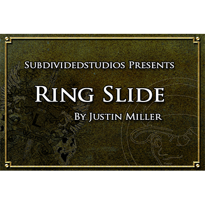Ring Slide by Justin Miller and Subdivided Studios