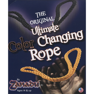 Amazing Color Changing Rope (Black/Yellow)